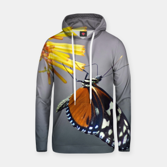 Thumbnail image of Tiger Longwing Butterfly Hoodie, Live Heroes