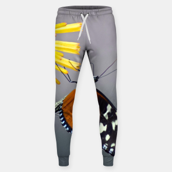 Thumbnail image of Tiger Longwing Butterfly Sweatpants, Live Heroes