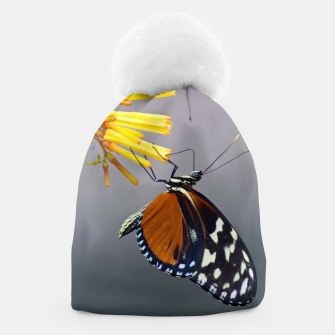 Thumbnail image of Tiger Longwing Butterfly Beanie, Live Heroes