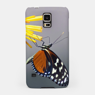 Thumbnail image of Tiger Longwing Butterfly Samsung Case, Live Heroes