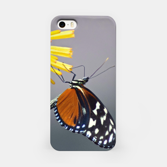 Thumbnail image of Tiger Longwing Butterfly iPhone Case, Live Heroes