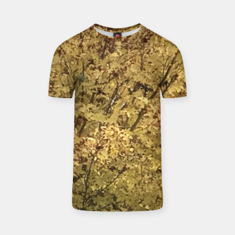 Thumbnail image of Fall Colors T-shirt, Live Heroes