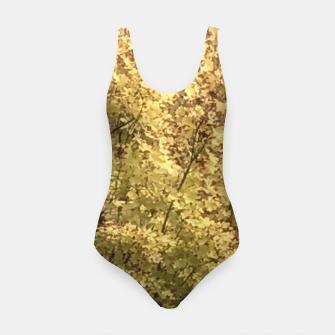 Miniatur Fall Colors Swimsuit, Live Heroes