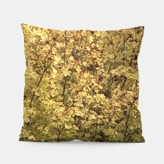 Thumbnail image of Fall Colors Pillow, Live Heroes