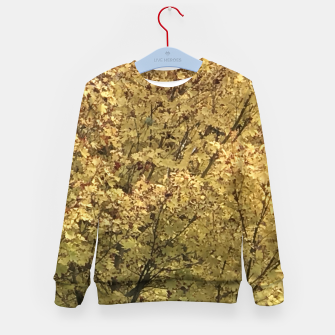 Thumbnail image of Fall Colors Kid's sweater, Live Heroes
