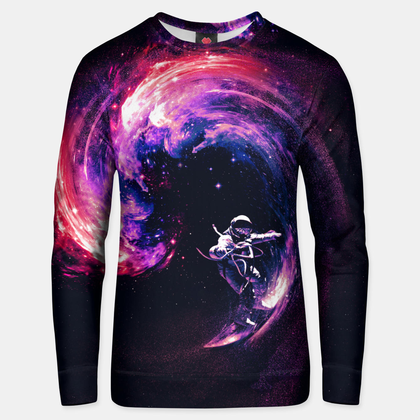 Image of Design Unisex sweater - Live Heroes