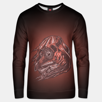 Thumbnail image of Halloween Plague Doctor  Bluza unisex, Live Heroes