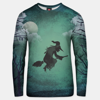 Thumbnail image of Halloween Witch Bluza unisex, Live Heroes