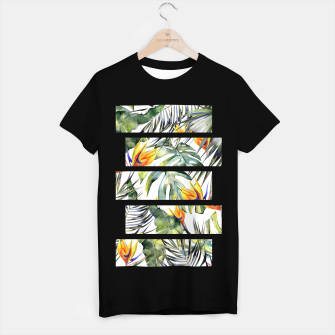 Thumbnail image of TROPICAL GARDEN T-shirt regular, Live Heroes