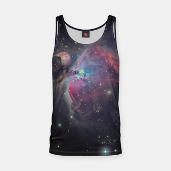 Thumbnail image of Orion Nebula Tank Top, Live Heroes