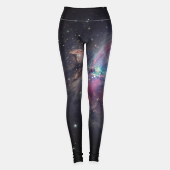 Orion Nebula Legginsy miniature