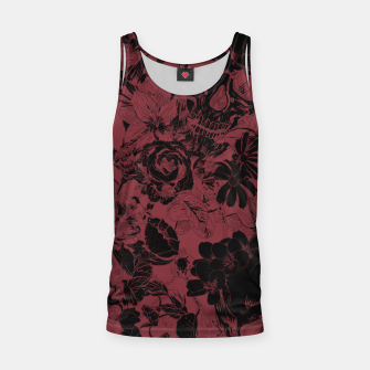 Thumbnail image of DARK SKULLS Tank Top, Live Heroes