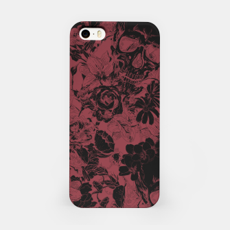 Thumbnail image of DARK SKULLS iPhone Case, Live Heroes