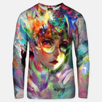 Thumbnail image of little witch  Unisex sweater, Live Heroes