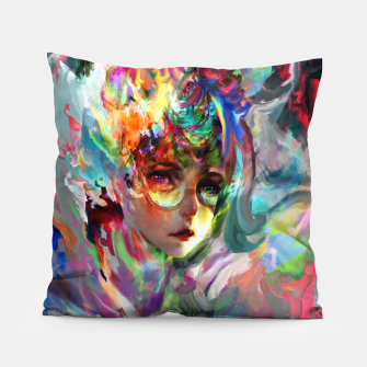 Thumbnail image of little witch  Pillow, Live Heroes