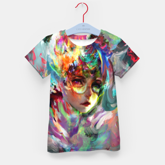 Thumbnail image of little witch  Kid's t-shirt, Live Heroes