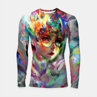 Thumbnail image of little witch  Longsleeve rashguard , Live Heroes