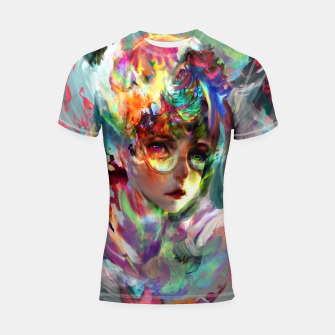 Thumbnail image of little witch  Shortsleeve rashguard, Live Heroes