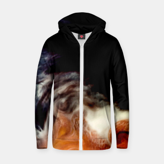 Thumbnail image of Find Me Zip up hoodie, Live Heroes