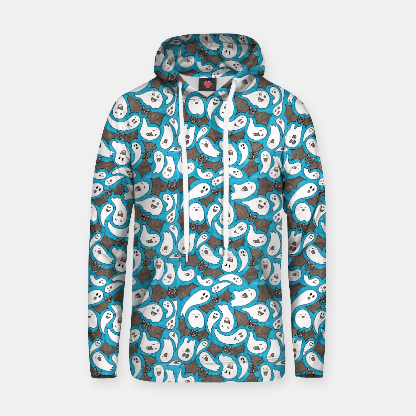 Image of Ghosts and Bats – Hoodie - Live Heroes