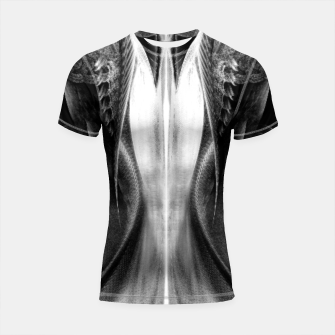 ABDP Apstract Digital Pencil Shortsleeve rashguard