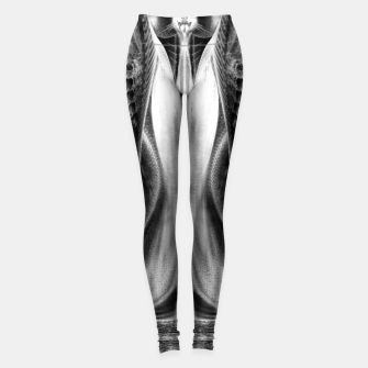 ABDP Apstract Digital Pencil Leggings