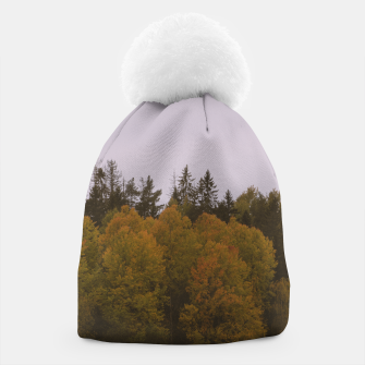 Thumbnail image of Autumn morning Beanie, Live Heroes