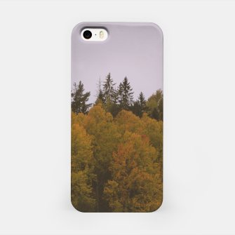Thumbnail image of Autumn morning iPhone Case, Live Heroes