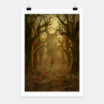 Miniatur Red Riding Hood Poster, Live Heroes