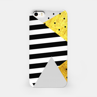 Miniature de image de Fall Abstract Grey iPhone Case, Live Heroes