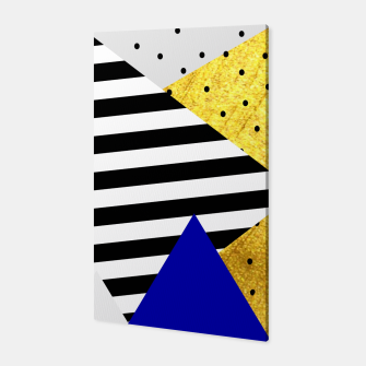 Thumbnail image of Fall Abstract Blue Canvas, Live Heroes