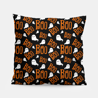 Thumbnail image of BOO! HALLOWEEN Pillow, Live Heroes