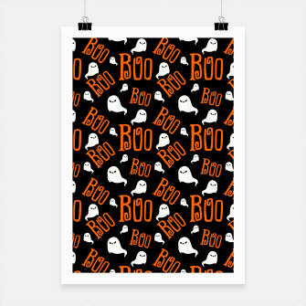 Thumbnail image of BOO! HALLOWEEN Poster, Live Heroes