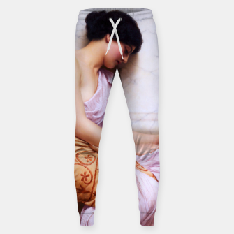 Thumbnail image of Violets, Sweet Violets c1908 Sweatpants, Live Heroes