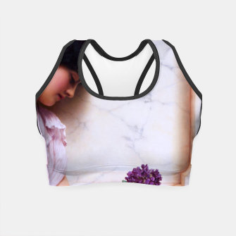 Thumbnail image of Violets, Sweet Violets c1908 Crop Top, Live Heroes