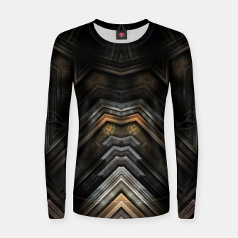 Thumbnail image of Tyniresh Shield Women sweater, Live Heroes