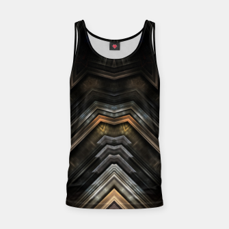 Thumbnail image of Tyniresh Shield Tank Top, Live Heroes