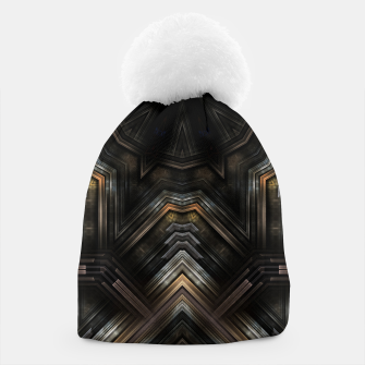 Thumbnail image of Tyniresh Shield Beanie, Live Heroes