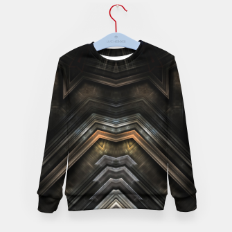 Thumbnail image of Tyniresh Shield Kid's sweater, Live Heroes