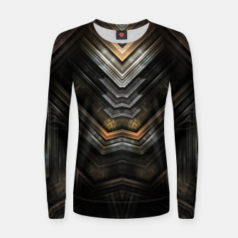Thumbnail image of Tyniresh Shield FV Women sweater, Live Heroes