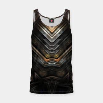 Thumbnail image of Tyniresh Shield FV Tank Top, Live Heroes