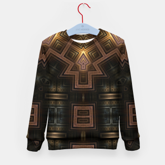 Thumbnail image of Xyaninous Kid's sweater, Live Heroes