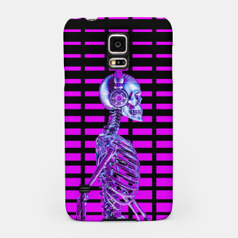 Thumbnail image of Eternal Disco Neon Skull Samsung Case, Live Heroes