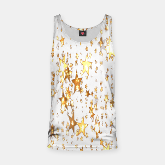 Thumbnail image of Transparent Stars Tank Top, Live Heroes