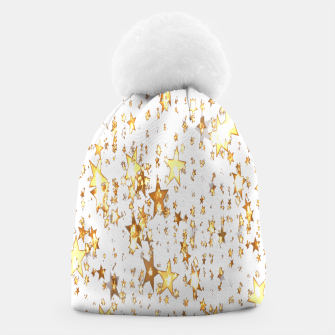 Thumbnail image of Transparent Stars Beanie, Live Heroes