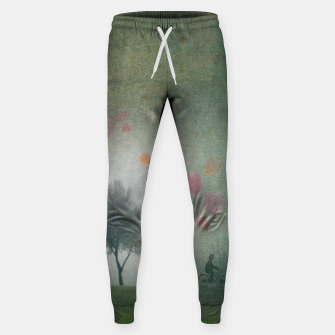 Thumbnail image of The Loving Cyclist Sweatpants, Live Heroes