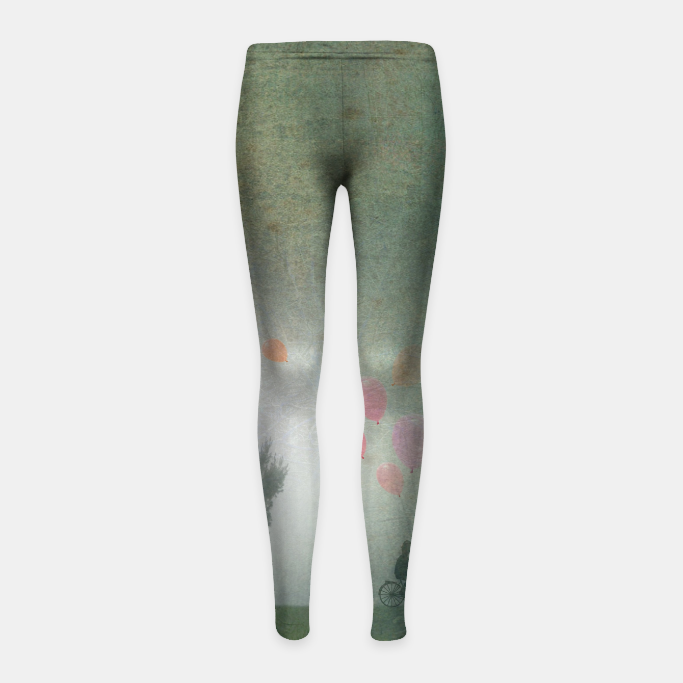 Foto The Loving Cyclist Girl's leggings - Live Heroes