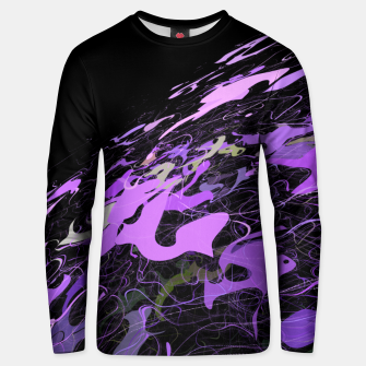 Thumbnail image of Purple Planet Unisex sweater, Live Heroes