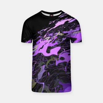 Thumbnail image of Purple Planet T-shirt, Live Heroes