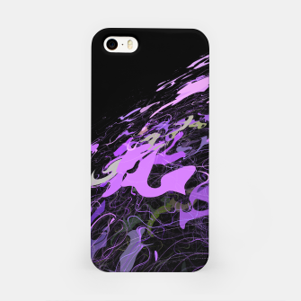 Thumbnail image of Purple Planet iPhone Case, Live Heroes